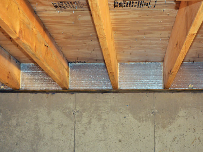 Crawl space insulation with silverglo in salem beaverton for Crawl space insulation cost estimator